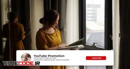 دانلود پروژه آماده فاینال کات پرو : تیزر تبلیغاتی کانال یوتیوب YouTube Promotion