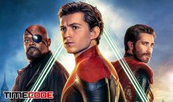 جلوه های ویژه فیلم اسپایدر من: دور از خانه Spider-Man: Far From Home
