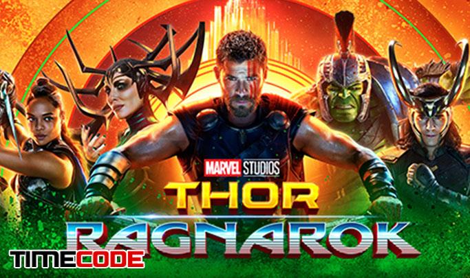جلوه های ویژه فیلم ثور: راگناروک Thor: Ragnarok