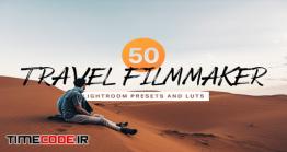 دانلود 50 پریست رنگی با تم سفر Travel Filmmaker Presets And LUTs