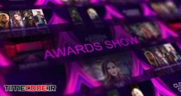 دانلود پروژه آماده افترافکت : معرفی نامزدها و جوایز Awards Ceremony