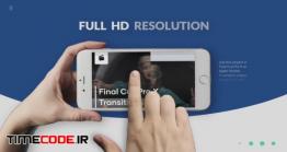دانلود پروژه آماده فاینال کات پرو : تیزر معرفی اپلیکیشن Mobile App Promo