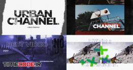 دانلود پروژه آماده افترافکت : وله تبلیغاتی Promotional Demo Reel Openers