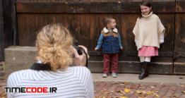 دانلود آموزش عکاسی از کودک Kids Photography: Posed Outdoor Portraits