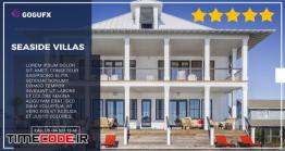 دانلود پروژه آماده افترافکت : مسکن و املاک Clean Real Estate Promo