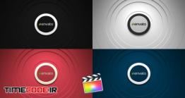دانلود پروژه آماده فاینال کات پرو : لوگو Clean Sound – Logo Reveal