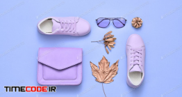 دانلود عکس کیف و کفش زنانه Fashion