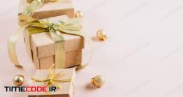 دانلود عکس جعبه کادو Fashion Gifts Or Presents Boxes