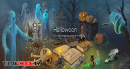 دانلود مجموعه عکس بدون پس زمینه : هالووین Halloween Collection
