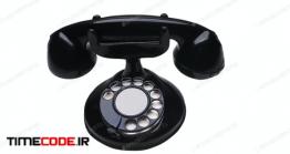 دانلود عکس تلفن قدیمی Old Style Phone