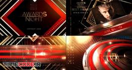 دانلود پروژه آماده افترافکت : معرفی نامزدها و جوایز Awards Show Broadcast Pack