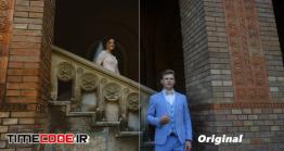 دانلود پریست رنگ پریمیر مخصوص کلیپ عروسی Cinematic Wedding Color Preset