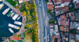 دانلود عکس هوایی از استانبول  Istanbul Aerial Survey