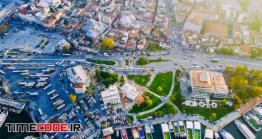 دانلود عکس هوایی از شهر استانبول  Istanbul Aerial Survey