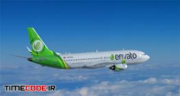 دانلود پروژه آماده افترافکت : تیزر آژانس هواپیمایی Sky Journey
