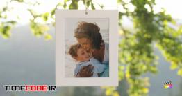 پروژه آماده فاینال کات پرو : آلبوم عکس روی درخت FCPX Family Tree – Photo Gallery 4K