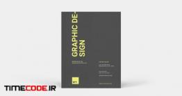 دانلود فایل لایه باز ایندیزاین : آلبوم نمونه کار Graphic Design Portfolio