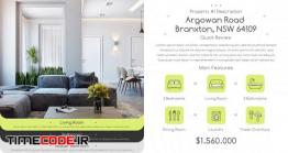 دانلود پروژه آماده افترافکت : مسکن و املاک Real Estate Property Promo