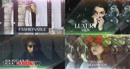 دانلود پروژه آماده افتر افکت : فشن Fashion – Elegant Show