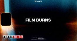 دانلود 15 فوتیج سوختن فیلم نگاتیو Film Burns