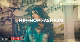 دانلود پروژه آماده افترافکت : فشن Hip Hop Fashion
