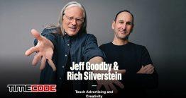 دانلود مستر کلاس آموزش ساخت تبلیغات خلاق  Jeff Goodby & Rich Silverstein Teach Advertising and Creativity