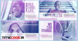 دانلود پروژه آماده افترافکت : اسلایدشو Kindness Opener – Lovely Slideshow