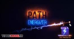 دانلود 33 پریست تبدیل مسیر به خطوط الکتریسیته Path Energizer