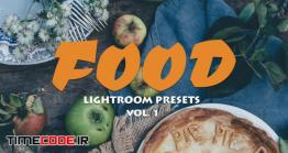 دانلود 20 پریست لایت روم عکاسی میوه جات Food Lightroom Presets