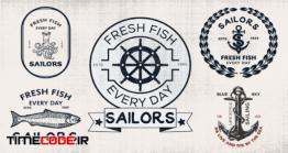 دانلود آموزش اصول طراحی لوگو به سبک قدیمی Retro Vintage Logo Design From Concept To Presentation