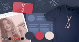 دانلود مستر کلاس آموزش صفر تا صد طراحی برند مخصوص طراحان گرافیک The Branding Masterclass For Graphic Designers
