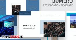 دانلود قالب پاورپوینت حرفه ای وبینار Bomero – Webinar Event Powerpoint