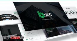 دانلود قالب پاورپوینت معرفی شرکت Build – Google Slides Template