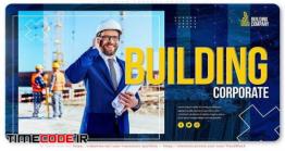 دانلود پروژه آماده افترافکت : تیزر تبلیغاتی مهندسی Building Company Promo