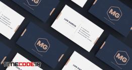 دانلود فایل لایه باز کارت ویزیت Business Card