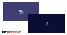 دانلود پروژه آماده افترافکت : لوگو موشن Company Logo Reveal 2 In 1