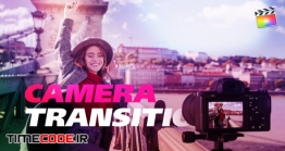 دانلود ترنزیشن آماده فاینال کات پرو : دوربین عکاسی DSLR Camera Transition