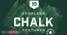 دانلود تکسچر رد گچ  Edgeless Chalk Textures