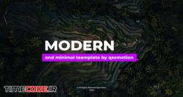 دانلود پروژه آماده افترافکت : تایتل Elegant And Modern Titles Pack