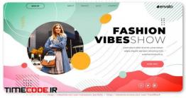 دانلود پروژه آماده افترافکت : اسلایدشو فشن Fashion Vibes Show