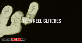 دانلود فوتیج قدیمی کردن و سوختن نگاتیو Film Burns And Scratches