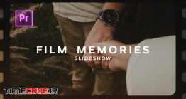 دانلود پروژه آماده پریمیر : اسلایدشو نگاتیو عروسی Film Memories Slideshow