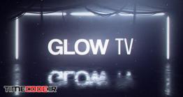 دانلود پروژه آماده افتر افکت : تلویزیون Glow TV