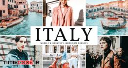 دانلود پریست لایت روم + نسخه موبایل Italy Mobile & Desktop Lightroom Presets