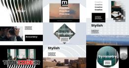 دانلود پروژه آماده افتر افکت : تیزر تبلیغاتی معماری Modern Architecture Promo