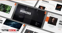 دانلود قالب پاورپوینت مخصوص سمینار Morgana – Seminar Powerpoint Template