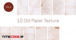 دانلود تکسچر کاغذ قدیمی  Old Paper Textures
