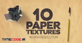 دانلود تکسچر کاغذ Paper Textures
