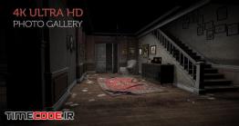 دانلود پروژه آماده افترافکت : نمایش عکس در خانه متروک Photo Gallery In An Abandoned House