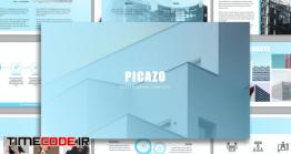 دانلود قالب پاورپوینت معماری Picazo – Architecture Powerpoint Template